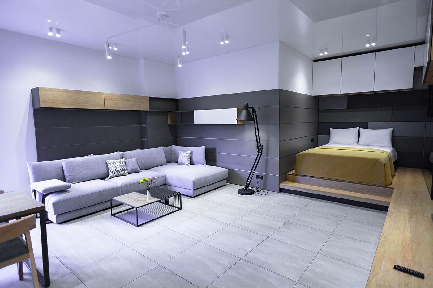 Апартаменти Смарт - Duke Apartments. Подобово та довгостроково. Центр міста.
