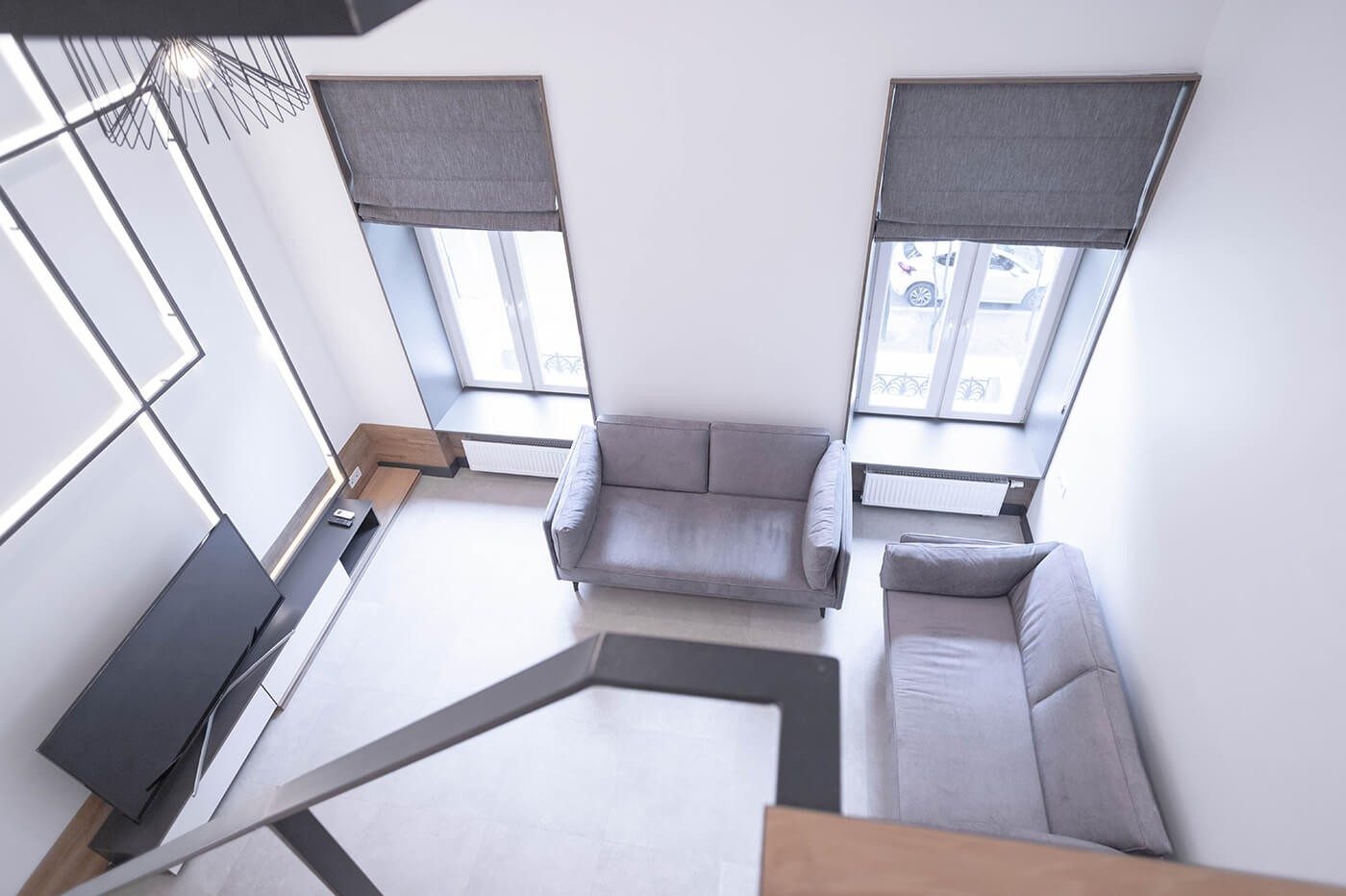 Duplex Apartment Lux  No. 14