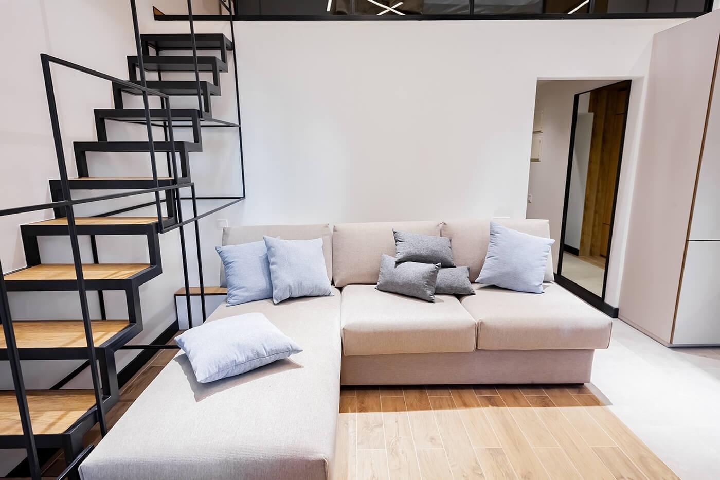 Дворівневі апартаменти Студіо I №3